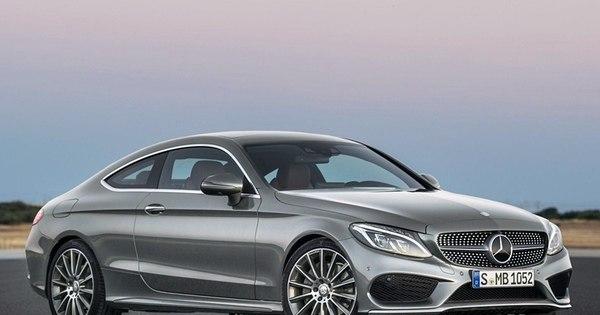 Mercedes-Benz lança Classe C Coupé por R$ 245.900 - Notícias ...