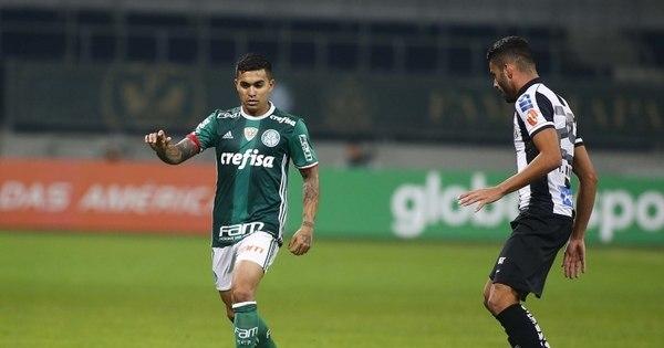 Jogadores do Palmeiras culpam lesões por empate no clássico ...
