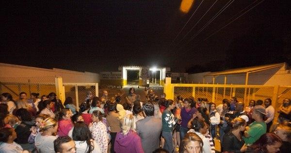 Rebelião em Hortolândia: familiares de detentos e funcionários ...