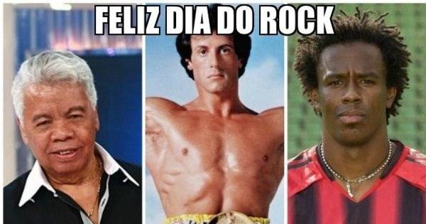 Veja imagens para comemorar o dia do rock - Fotos - R7 Pop