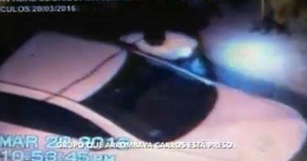 Capturados por imagens, flanelinhas ladrões são presos em BH ...