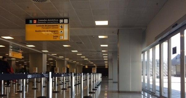 Exclusivo para atletas. Aeroporto de Guarulhos terá operação ...