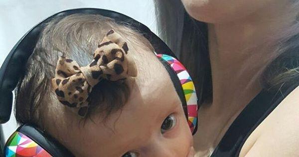 Conheça Sky Jonz, a bebê mais rock'n'roll do internet - Fotos - R7 Pop