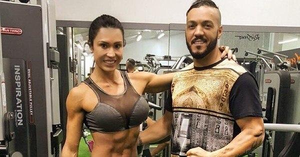 Gracyanne Barbosa diz que Belo pensou em usar anabolizante ...