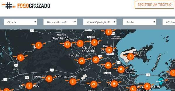 Aplicativo aponta Baixada Fluminense e Alemão como regiões mais ...