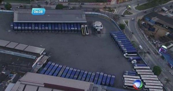 Motoristas de ônibus entram em greve em Ribeirão Pires e Mauá ...