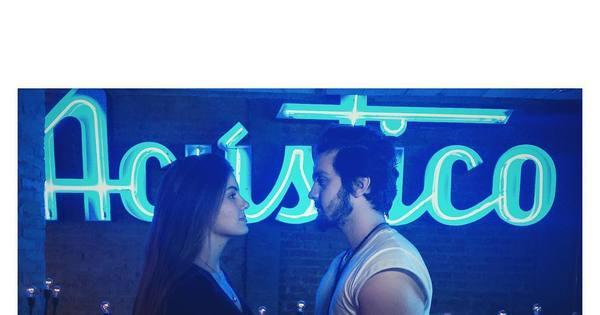 Luan Santana faz mistério sobre parceria com Camila Queiroz ...