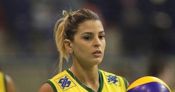"""Cortada da seleção olímpica, Mari Paraíba agradece: """"Me sinto ..."""