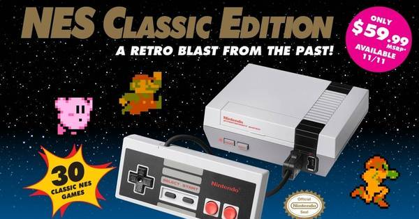Nintendo anuncia lançamento de edição comemorativa do ...