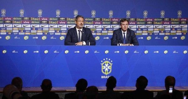 CBF confirma duas alterações na lista da seleção brasileira ...