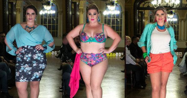 Marcas apresentam novidades da moda plus size para o Verão 2017