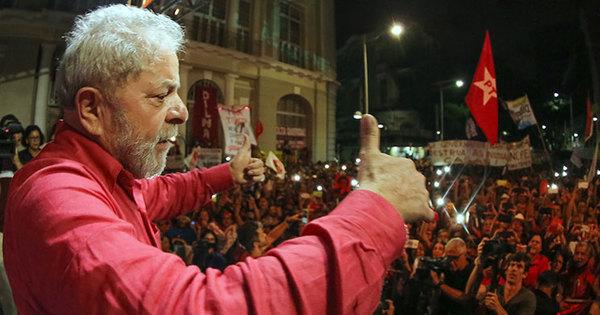 """Lula diz não ter """"medo de investigação"""", dispara contra a imprensa ..."""