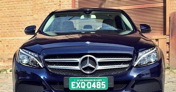 Mercedes-Benz Classe C ganha motor 1.6 turbo flex - Notícias - R7 ...