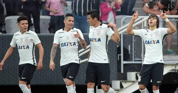 De olho na ponta do Brasileirão, Corinthians encara algoz de ...