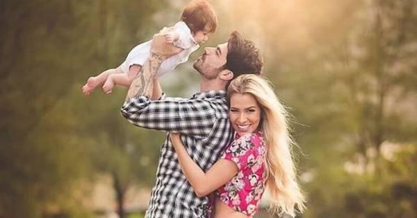 Adriana Sant'Anna e Rodrigão fazem festa de batizado para o filho ...