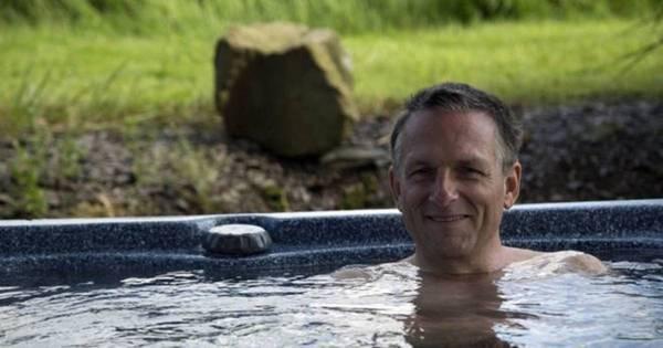 Tomar um longo banho quente ou só imaginar que está fazendo ...