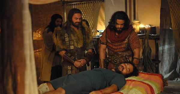 Próximos capítulos: Açã trai os hebreus e tenta culpar Elói ...