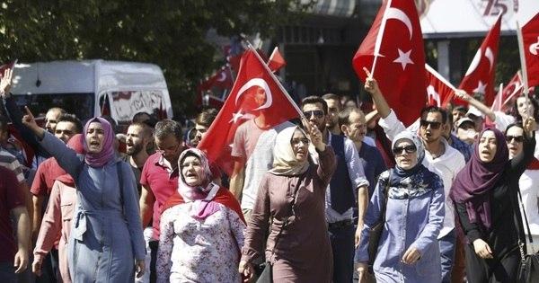 Delegação brasileira busca solução para sair da Turquia - Esportes ...
