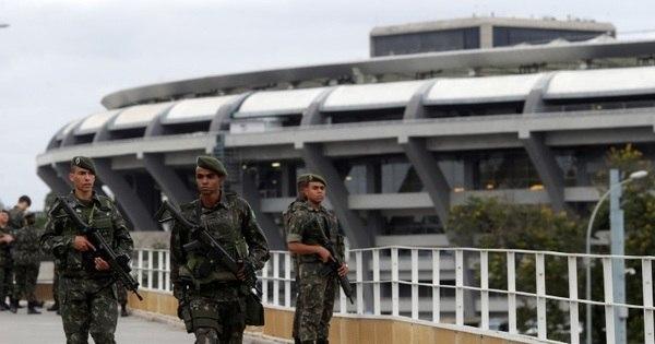 Treinamento para Olimpíada fecha ruas no entorno do Maracanã ...