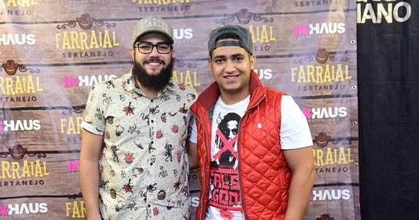 Farraial Sertanejo tem show de Henrique e Juliano e presença de ...