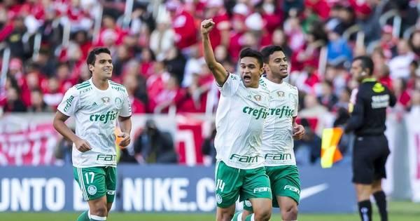Líder Palmeiras é a grande atração do domingo de futebol - Fotos ...