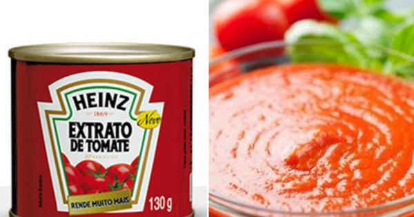 Anvisa acha pelos de ratos e proíbe venda de extrato de tomate ...