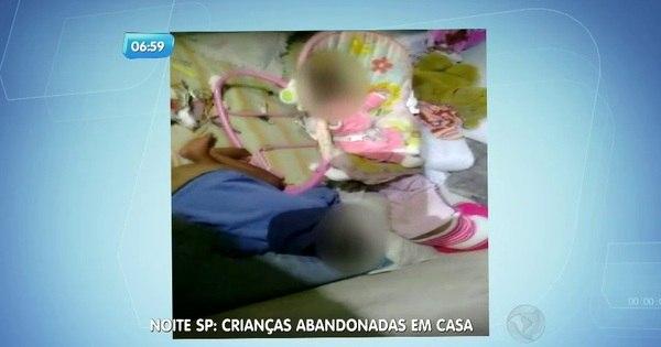 Crianças são encontradas abandonadas em casa da zona sul de SP