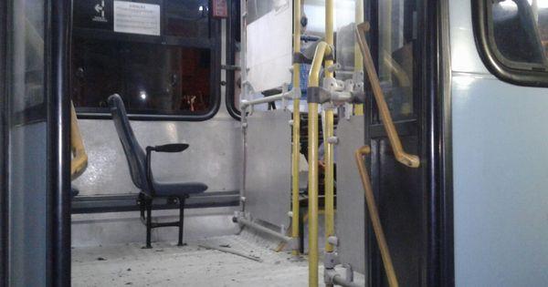 Cinco ônibus são incendiados durante a madrugada no Ceará ...