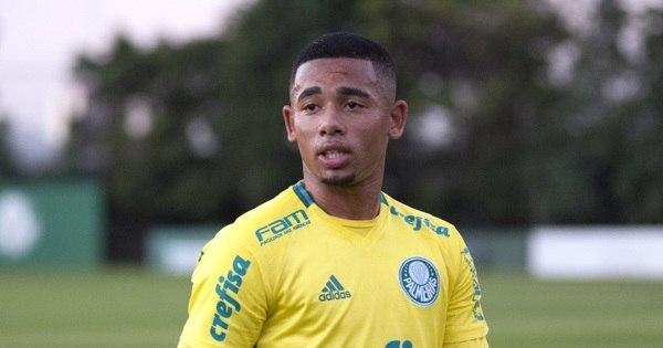 Com oferta milionária, Palmeiras encaminha venda de Gabriel ...