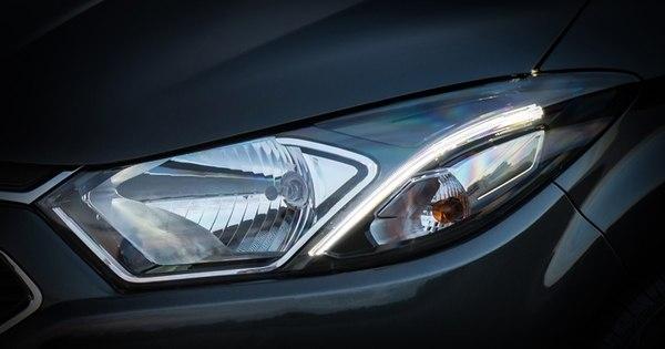 Chevrolet mostra farol dos novos Onix e Prisma - Notícias - R7 Carros