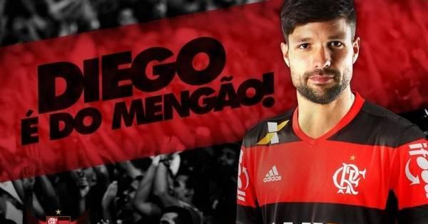 Após longa novela, meia Diego é confirmado como novo reforço do ...