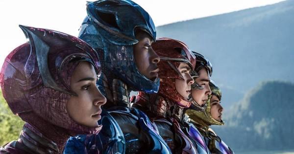 Novo filme dos Power Rangers ganha imagem que mostra detalhes ...