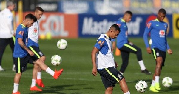 Jogadores da seleção farão exames antidoping antes de estreia no ...
