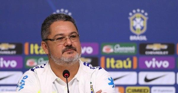 Rogério Micale explica didática de treinos que adotará na seleção ...