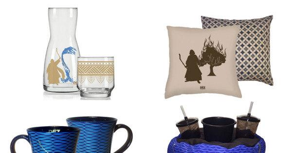 Tenha em casa produtos oficiais inspirados em Os Dez Mandamentos