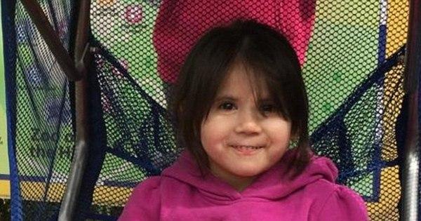 Uma menina de apenas três anos de idade morreu durante um ...