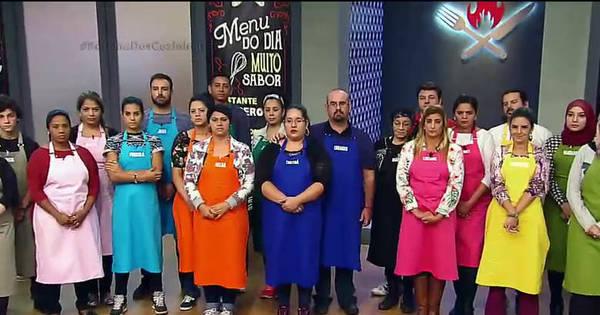 Quarto episódio de Batalha dos Cozinheiros mostra por que os ...