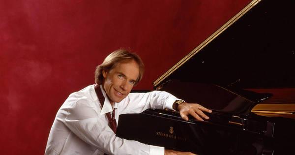 Você se lembra dele? Pianista Richard Clayderman retorna ao ...