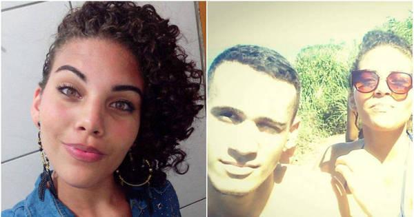 Rio: ex é preso suspeito de matar jovem asfixiada e é levado para ...