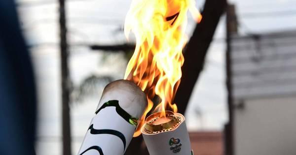 Tocha olímpica chega ao litoral paulista nesta sexta-feira - Rede ...