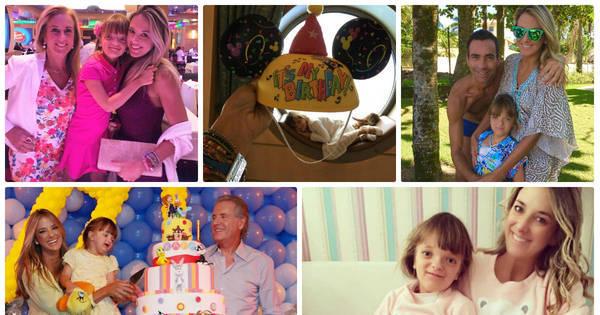Rafinha Justus celebra sete anos! Relembre momentos especiais ...