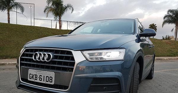 Teste: Audi Q3 nacional é sofisticado e até ajuda motorista distraído ...