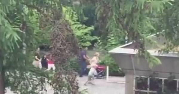 Vídeo mostra pessoas correndo de shopping após tiroteio na ...