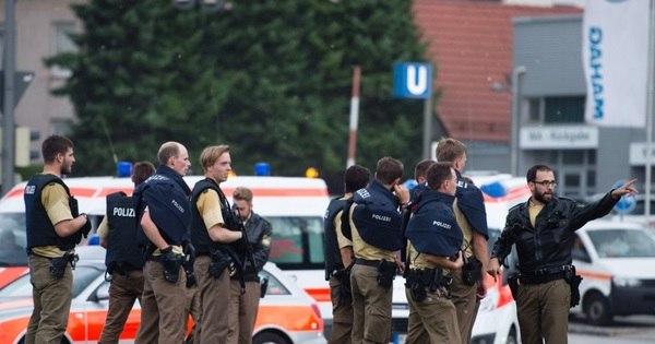 Ministro confirma ao menos 3 mortes em tiroteio na Alemanha ...
