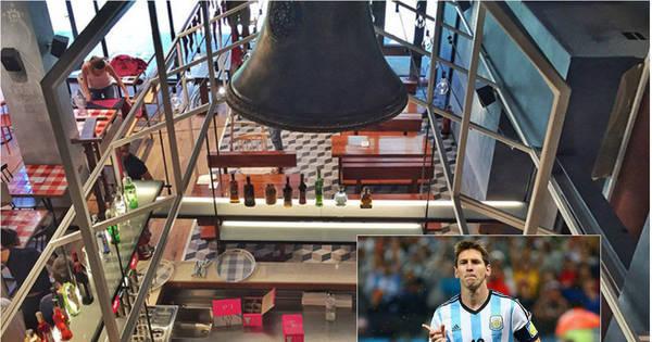Messi mostra lado empreendedor e inaugura restaurante; conheça ...