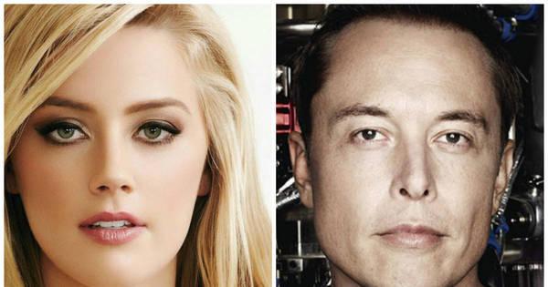 Ex de Johnny Depp, Amber Heard estaria saindo com bilionário sul ...