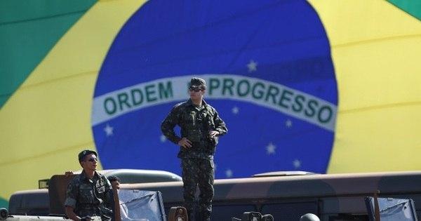 Especialistas pedem mais ação da União sobre polícias - Notícias ...