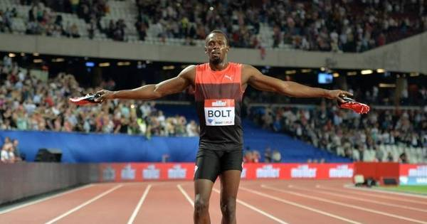 Nos Jogos Olímpicos do Rio, Usain Bolt revela que quer conhecer ...