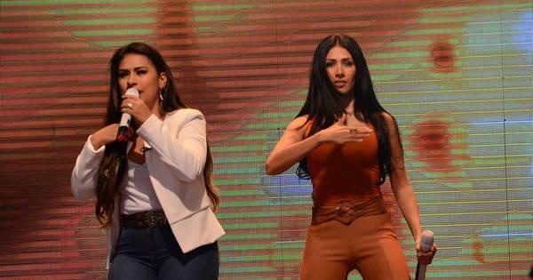 Simone e Simaria lotam show no Centro de Tradições Nordestinas ...