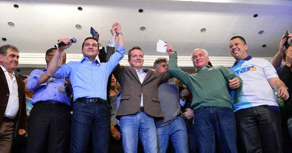 Partidos oficializam candidaturas à Prefeitura de São Paulo para ...
